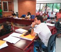 La Asamblea Departamental sigue sus sesiones ordinarias