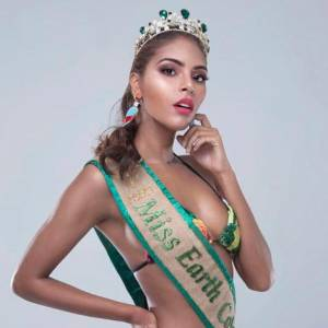 Valeria Ayos, Miss Earth Colombia y Miss Earth Water 2018.