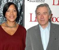 Robert de Niro y su esposa, Grace Hightower.