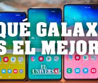 Video: primeras impresiones de los Galaxy S10