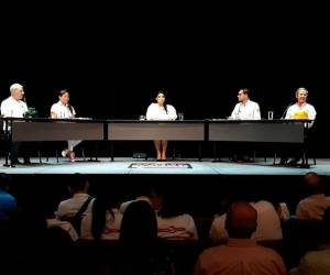 [Video] Último debate con los candidatos a la Alcaldía de Cartagena