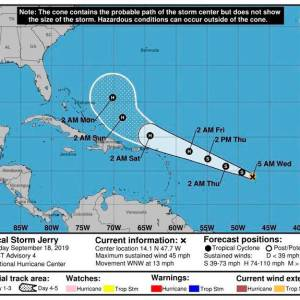 Tormenta tropical Jerry