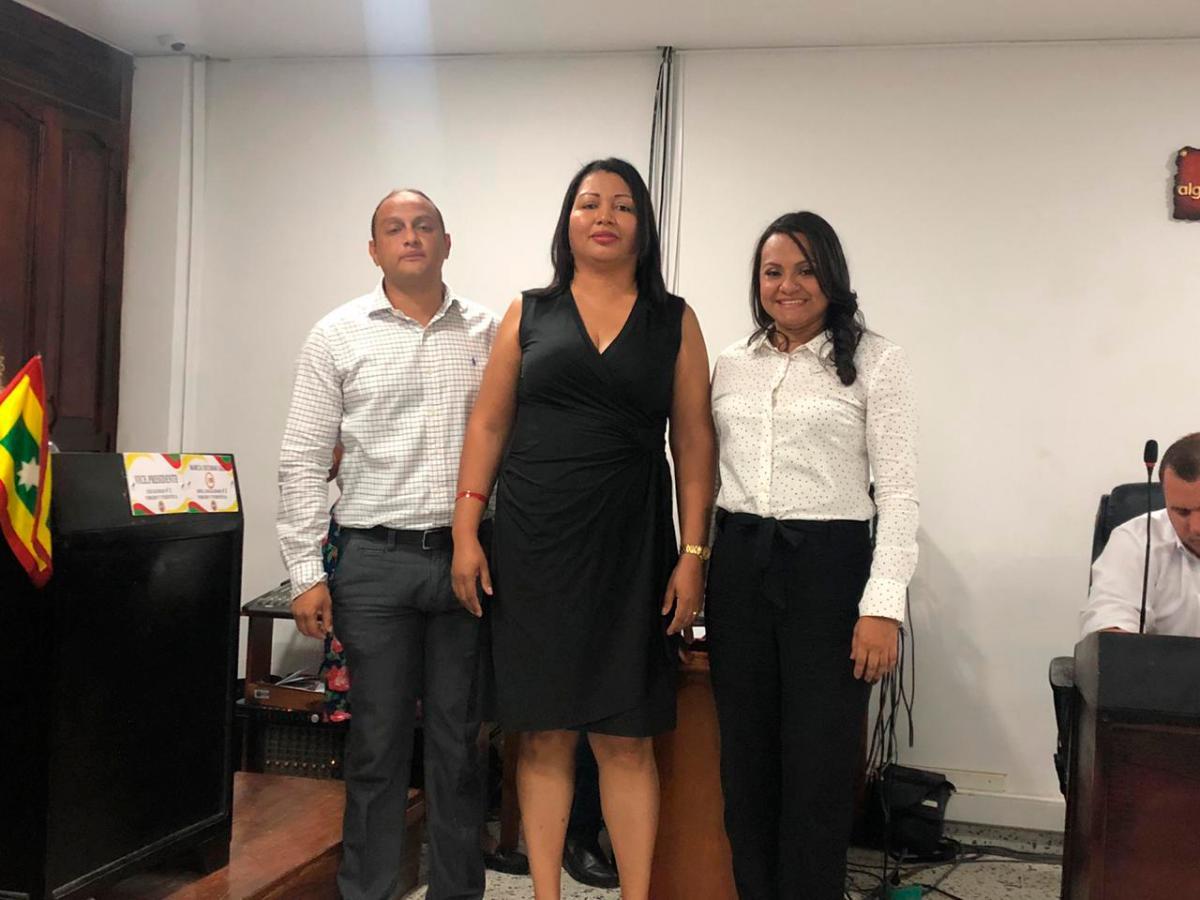 René Fuentes, Shirley Sáenz y Laudith Pantoja, ternados por la Localidad 2.