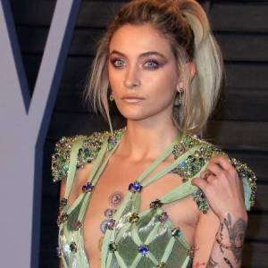 Paris Jackson, hija mayor de Michael Jackson. EFE