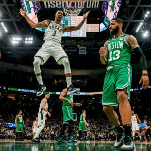 Bucks de Milwaukee vs Celtics de Boston