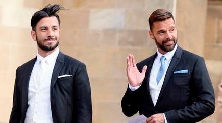 [FOTO] Ricky Martin anuncia la llegada de su primera hija