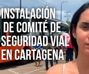 [Video] Medidas para prevenir la alta accidentalidad en Cartagena