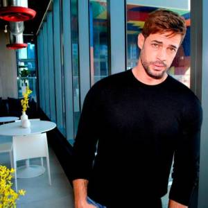 William Levy, actor. // EFE