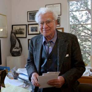 Murray Gell-Mann. //Archivo.