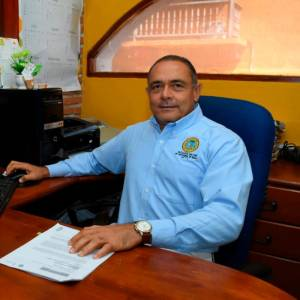 William Valderrama, secretario de Hacienda Distrital.