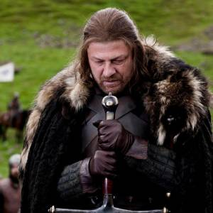 Ned Stark, personaje de Game of Thrones