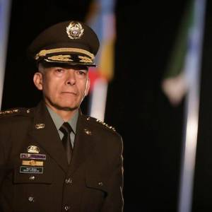 General Óscar Atehortua Duque.