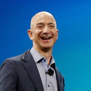 Jeff Bezos, CEO de Amazon. AP Ted S. Warren