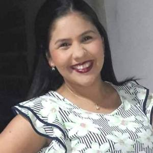 Yisela Marcela Torres Salcedo, fallecida en accidente.