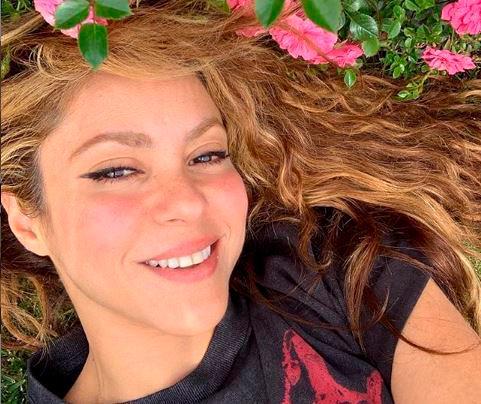 Shakira aleja los rumores de embarazo con un espectacular posado en bikini