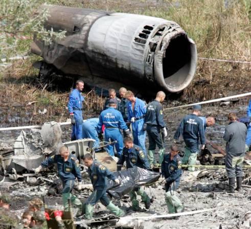 Error en sistema de defensa causó derribo de avión ucraniano, dice ...