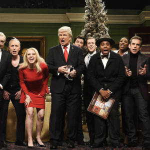 "El presidente de Estados Unidos, Donald Trump, se sintió ofendido con un ""sketch"" del programa Saturday Night Live. WILL HEATH / NBC"