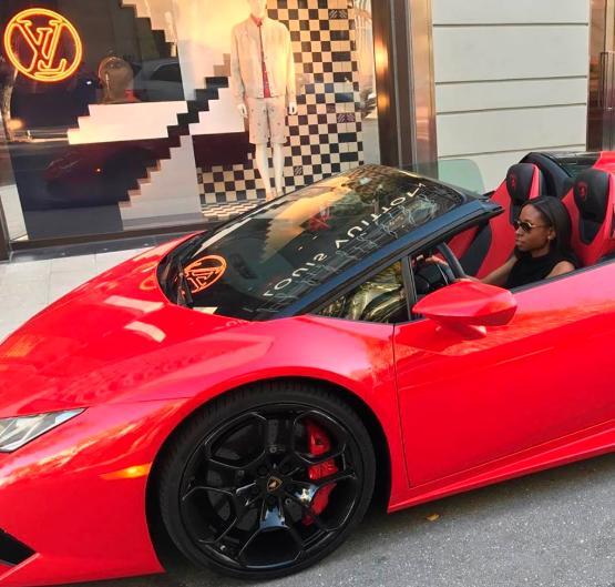 El Lamborghini que destapó una 'olla podrida' en la Dian