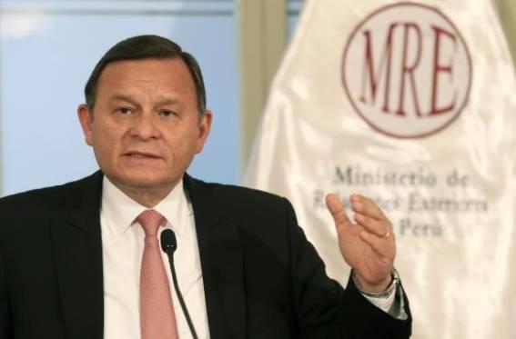 Perú propondrá a Grupo de Lima endurecer posición contra Venezuela