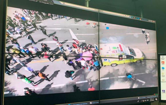 Muere un estudiante colombiano herido por explosivo que al parecer manipulaba