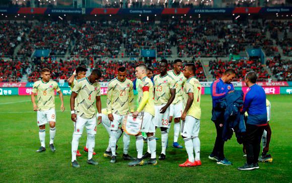 Selección sub-20 de Colombia igualó 1-1 con Panamá en Itagüí