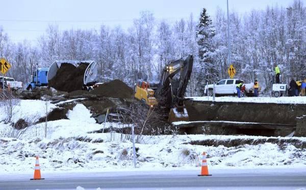 Alerta de tsunami tras un terremoto de magnitud 7.0 en Alaska