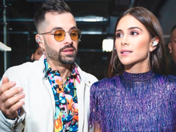 Imagen greeicy y mike ok
