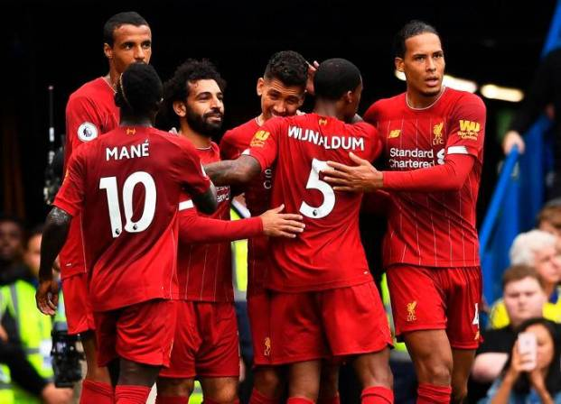 Liverpool derrota al Chelsea y sigue imparable en la Premier League