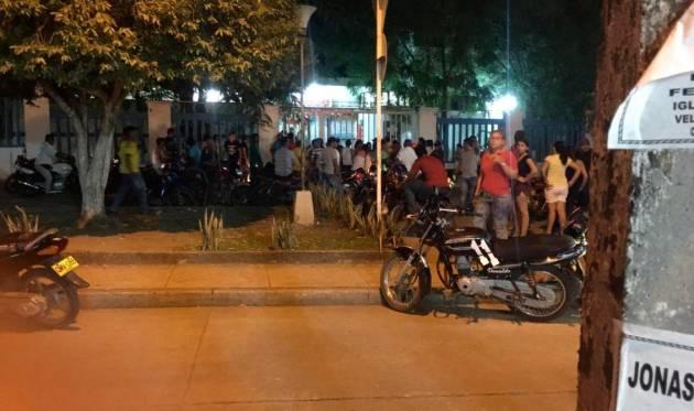 Una niña de 8 años murió baleada en Colombia