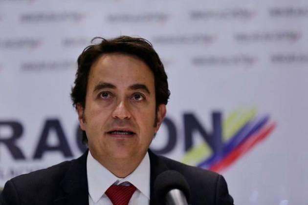 Dimite director de Migración Colombia, clave para atender el éxodo venezolano
