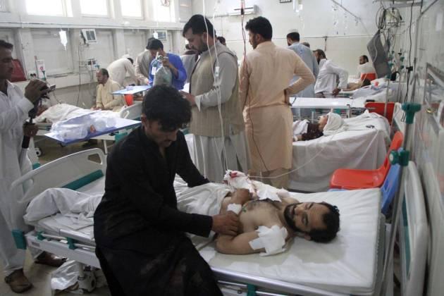 Niño bomba se inmola durante boda en Afganistán dejando 10 muertos
