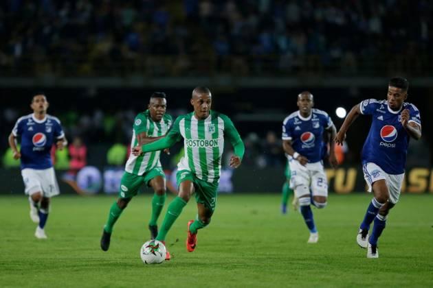 Napoli alienta a Atlético Nacional para el juego con Millonarios