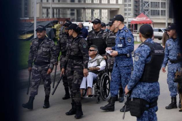 Cartagena: Jesús Santrich salió de La Picota? | EL UNIVERSAL