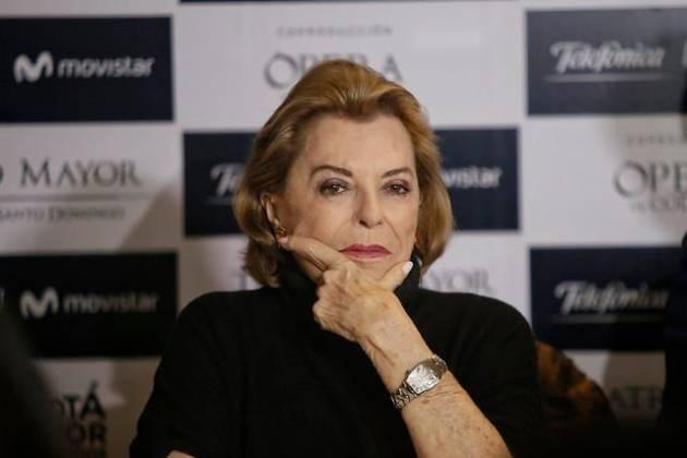 Murió Gloria Zea, exdirectora del Mambo