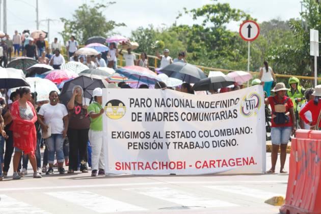 ¿Sabe cuáles son las rutas de las movilizaciones en Bogotá? Bogotá