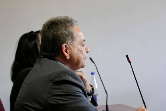 Cargos a ex DT Didier Luna por acoso sexual