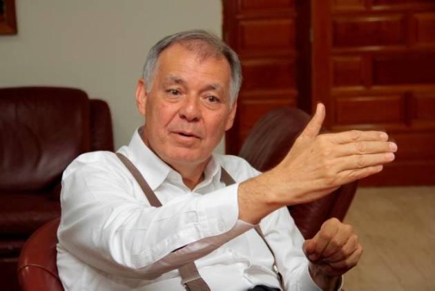 Alejandro Ordóñez se pronuncia sobre el éxodo venezolano