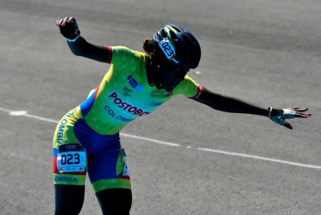 Colombia sigue brillando en los World Roller Games en Barcelona