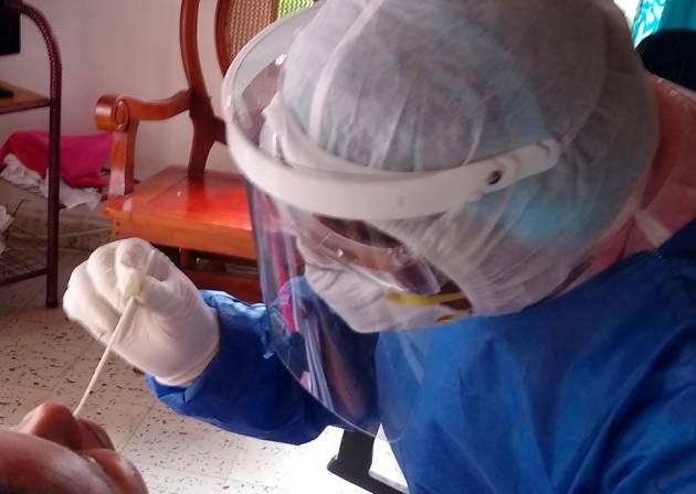 En Sucre 118 nuevos casos de COVID-19 y 1 fallecido
