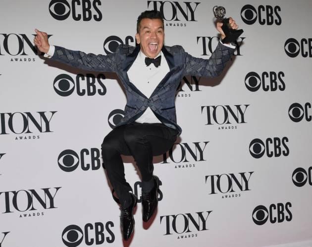 Colombiano Sergio Trujillo gana premio Tony a mejor coreografía
