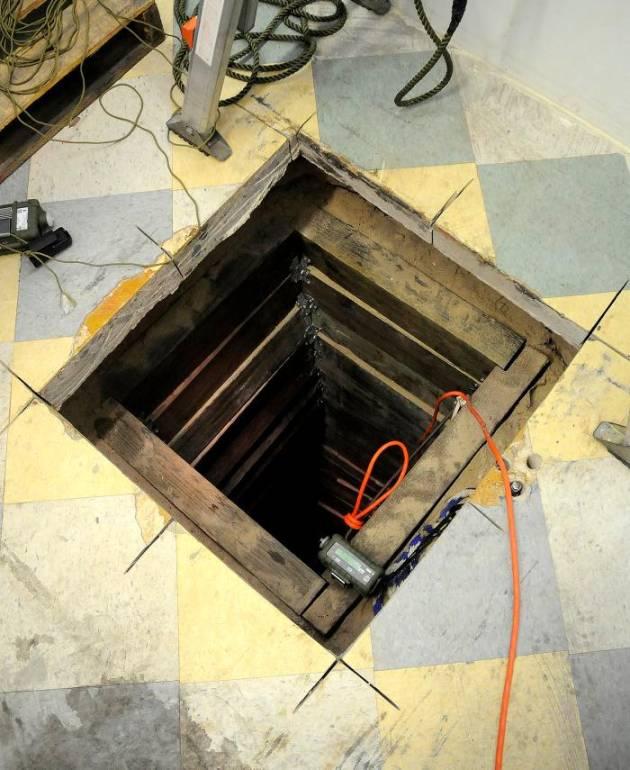 Descubrieron en EE.UU. el túnel clandestino más sofisticado