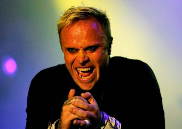 Murió Keith Flint, cantante de The Prodigy
