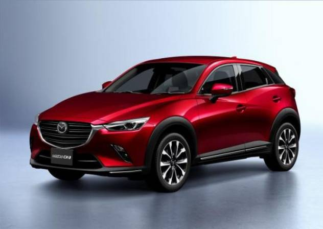 Mazda CX-3 // Cortesía