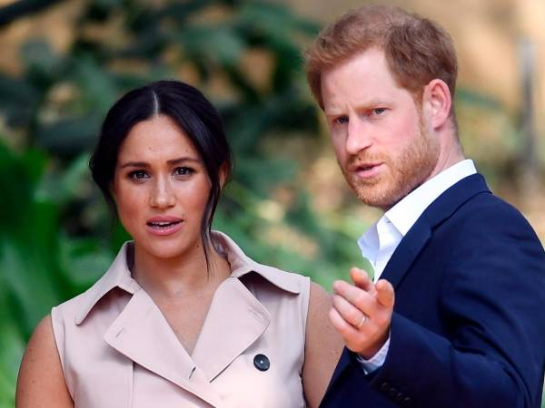 Imagen HARRY AND MEGHAN MARKLE