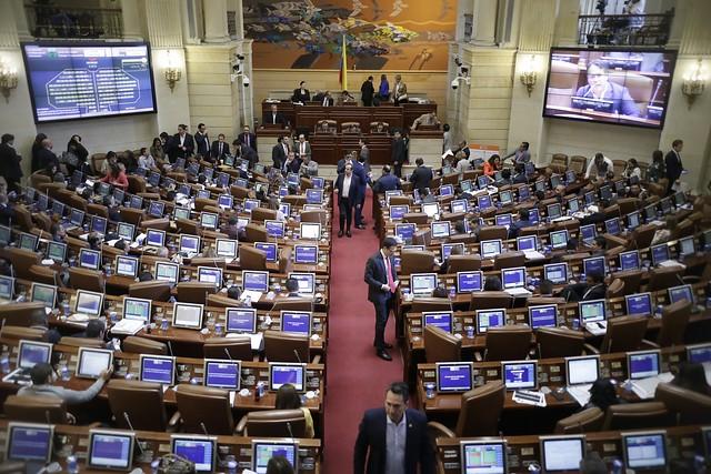 Ley de financiamiento ya fue aprobada en el Congreso