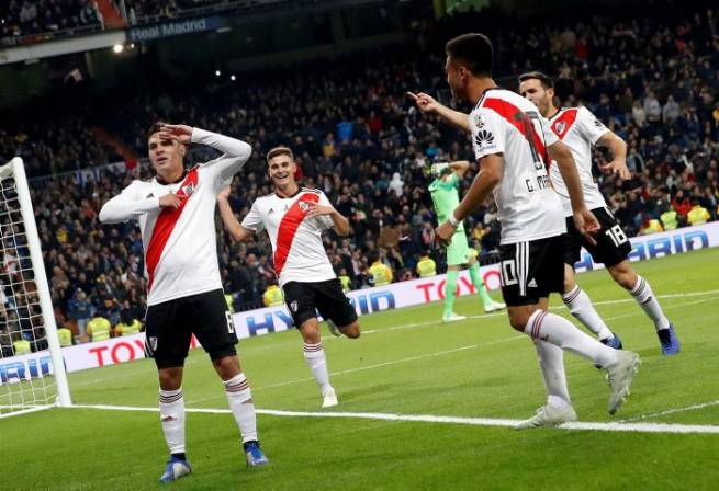 Real Madrid y River Plate son los favoritos del Mundial de Clubes