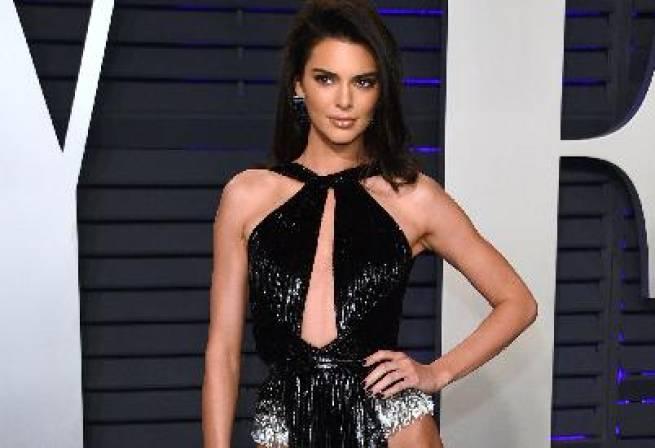 Kendall Jenner Y El Sensual Vestido Que Se Robó Las Miradas