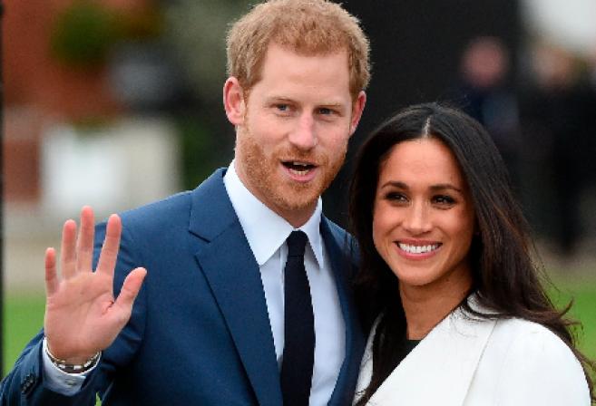 Enrique pidió que no lo llamaran 'príncipe' en medio de un evento