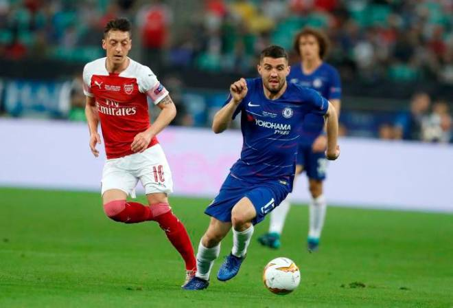 Final de Europa League: Chelsea 4-1 Arsenal