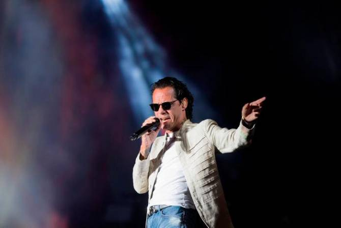 Marc Anthony estrena serie en YouTube